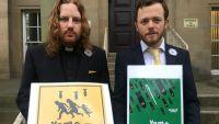 الإفراج عن ناشطين في بريطانيا احتجوا على بيع بلادهم السلاح للسعودية