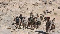 الشندقي: الجيش الوطني يحرر مناطق جديدة في نهم شرق صنعاء