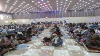 اجتماع لأبناء إقليم الجند في مأرب يطالب التحالف بتحرير إب وتعز