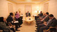 بن دغر: الحل السياسي لن يستقيم في اليمن مالم تُقطع يد إيران