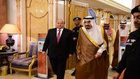 """""""أسوشييتد برس"""": السعودية تمنع الرئيس هادي من العودة لوطنه إرضاء للإمارات"""