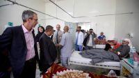 الصليب الأحمر يناشد لإبقاء حدود اليمن مفتوحة