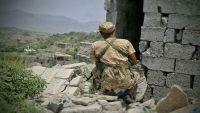 تعز.. إصابة امرأة برصاص قناص حوثي والجيش يصد هجوما بمنطقة الشقب
