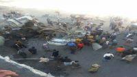 حادث مروري مرّوع في العاصمة صنعاء