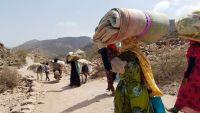 تعز.. المليشيا تواصل تهجير الأسر بجبل حبشي ومقتل امرأة برصاص قناص حوثي