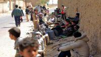"""بوادر """"المجاعة الأضخم"""": شلل في صنعاء واستعدادات للأسوأ"""
