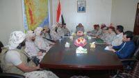 قيادة جديدة لقوات التحالف في مأرب والفريق الأحمر يرحب