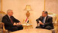 السفير الروسي لدى اليمن يعلن رفض بلاده لتصعيد الانقلابيين في اليمن