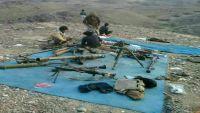 البيضاء.. قتلى وأسرى حوثيون والمقاومة تستعيد مواقع جديدة في الزاهر وذي ناعم