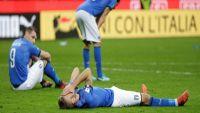 روما في حسرة ولاعبوها في انهيار.. إيطاليا تغيب عن كأس العالم لأول مرة منذ 60 عاماً