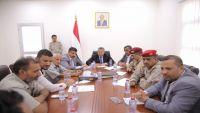 الحكومة تقر استئناف العمل في قطاع النجارة بالمؤسسة الاقتصادية في عدن