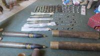 الجوف.. مقتل 13 شخصاً بانفجار مخزن أسلحة تابع لأحد تجار السلاح
