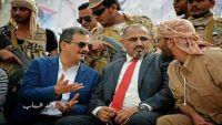 الزبيدي: الحصار السياسي على الجنوب محاولة لتركيعه وصراعنا الجديد مع أحزاب صنعاء