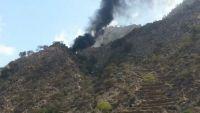 لحج .. محاولات مستميتة للحوثيين للوصول إلى جبل إستراتيجي يطل على قاعدة العند