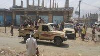 أبين .. مقتل جندي وإصابة آخر بانفجار عبوة ناسفة في المحفد