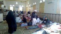 235 قتيلا بتفجير مسجد بسيناء وإعلان الحداد لثلاثة أيام
