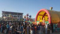 فعاليات ترفيهية توعوية خاصة بالأطفال في مأرب بالتزامن مع احتفالات 30 نوفمبر