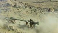 مأرب.. التحالف يستهدف تجمعا للمليشيا ومدفعية الجيش تدمر قاعدة صواريخ موجهة بصرواح