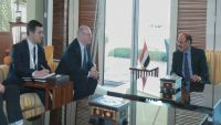 الفريق محسن: استعادة الدولة والقضاء على الإرهاب في مقدمة أولويات الشرعية