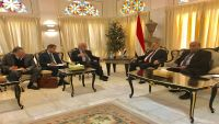 المانيا تعرب عن قلقها من التطورات الأخيرة في اليمن وتجدد دعمها للحلول السلمية