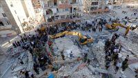 زلزال قوته ست درجات يضرب إيران والعراق