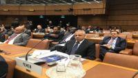 الوزير الميتمي يلتقي المدير التنفيذي لمركز التجارة العالمية