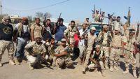 الإمارات تدفع ألوية عسكرية من الحزام الأمني لمعركة الحديدة