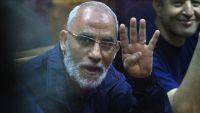 """مرشد """"إخوان"""" مصر: فلسطين قضيتنا ونحن محبوسون لإتمام البعض """"صفقة القرن"""""""