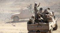 تقدم جديد للجيش الوطني في جبهة نهم شرقي صنعاء