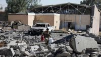 مقاتلات التحالف العربي تكثف غاراتها على مواقع الحوثيين في اليمن