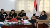 مصلحة الهجرة الماليزية تطلع على سير العمل بإجراءات تأشيرة (زائر) بسفارة اليمن