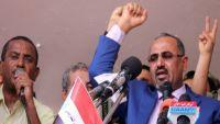 """المجلس الانتقالي"""" يختار محافظ حضرموت السابق رئيسا لـ""""برلمان"""" الجنوب"""
