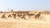 انفجارات عنيفة بمحيط معسكر لقوات النخبة الحضرمية في دوعن