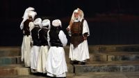 في إسطنبول.. مسرحية تركية للفت الأنظار إلى القدس