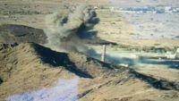مأرب.. التحالف يستهدف مواقع الحوثيين بصرواح وسقوط قتلى