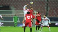 المنتخب الوطني يخسر أمام نظيره البحريني بهدف دون رد