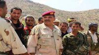 وصول قائد محور تعز للرياض بدعوة من التحالف العربي