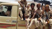 مقتل ثلاثة من المليشيا برصاص الجيش الوطني غربي تعز