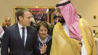 فرنسا تطالب السعودية بالإسراع لحل أزمة اليمن