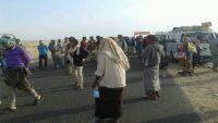 الحزام الأمني يواصل ممارسات الإذلال بحق المواطنين الشماليين ويمنعهم من دخول عدن