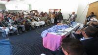 في أول نشاط حزبي منذ مقتل صالح ... ندوة سياسية للمؤتمر تكشف تفاصيل جديدة عن صراع صنعاء