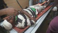 مقتل مواطن وجرح ثلاثة آخرين في قصف الحوثيين لسيارة بتعز