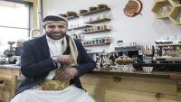 من اليمن الذي مزقته الحرب .. حبوب القهوة  تجد لها  منزلا في مقهى ديربورن (ترجمة خاصة)