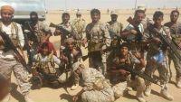 الجيش الوطني يواصل تقدمه في البقع ويستعيد كميات كبيرة من الأسلحة