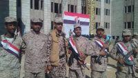 تعز .. مقتل قيادي حوثي في مقبنة وتخرج دفعة أولى من ألوية الحرس الرئاسي
