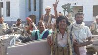 تعز .. الجيش الوطني يسيطر على عدة مناطق في موزع غرب المحافظة