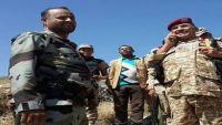 محور تعز: تصريحات قائد المحور حول الاتفاق مع الحوثيين وانسحابهم من الجبهات مفبركة