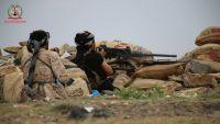 تعز .. الجيش الوطني يسيطر على مناطق واسعة في الجبهة الشمالية الغربية