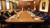 الرئيس هادي: أي محاولة للتمرد ستواجه بحزم