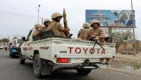 قوات الحزام الأمني المدعومة إماراتياً تستقدم تعزيزات إلى عدن